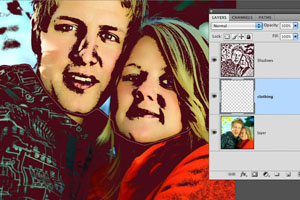 dekePod 018: Photoshop and the Andy Warhol Silkscreen Effect