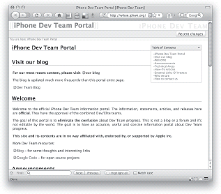 iPhone Dev Team Portal