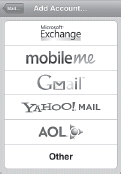 So many mail options!