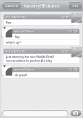 MobileChat