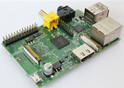 Raspberry Pi Model B, Revision 1.0