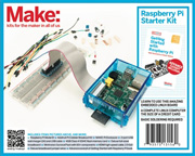 Raspberry Pi Starter Kit - Includes Raspberry Pi!