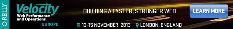 Velocity Europe 2013