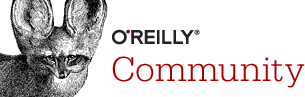 Interview about community - O'Reilly Broadcast