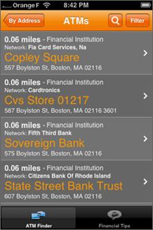 ATM Hunter Screenshot