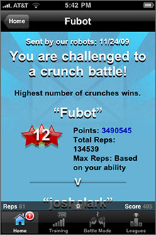 CrunchFu Screenshot