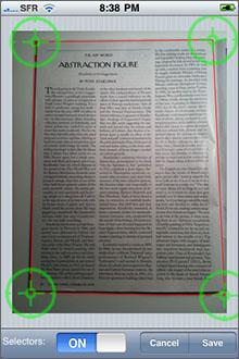 FinarX Fax Screenshot
