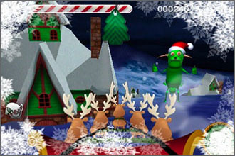 Santa Wings 2: Save Christmas Screenshot