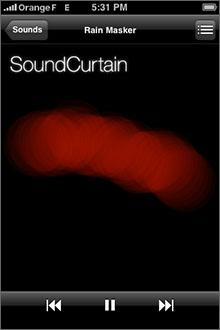 SoundCurtain Screenshot