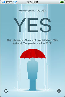 Umbrella Screenshot