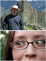 Amanda Gomm & Tom McCluskey