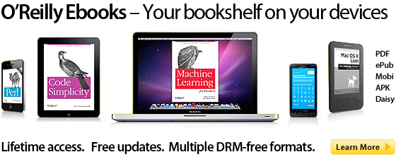 Buy 1 Ebook, Get 1 Free with your user group discount code: DSUG50