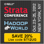 O'Reilly Strata Conference + Hadoop World 2012