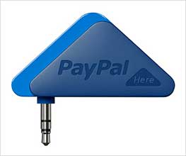 PayPal's Here dongle