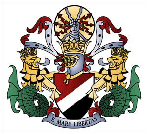 Principality of Sealand coat of arms