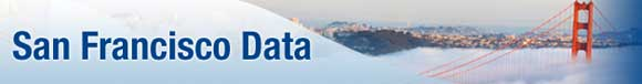 San Francisco Data banner