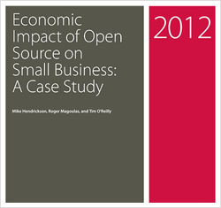 Economic Impact of Open Source on Small Business